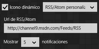 Custom RSS/Atom feed